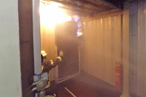 STCW AFF Refresher Scandlines